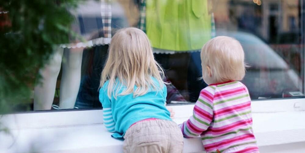 OPPRØRSKE ENGLEBARN: Til og med såkalte «snille» barn går gjennom ulike faser med opprørskhet, forvirring og testing av grenser. Noe annet ville vært foruroligende, skriver Jona Runarsdottir.