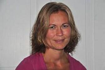 SPESIALIST: Fotterapeut Christina S. Holmen har egen fotpleieklinikk i Kabelvåg.
