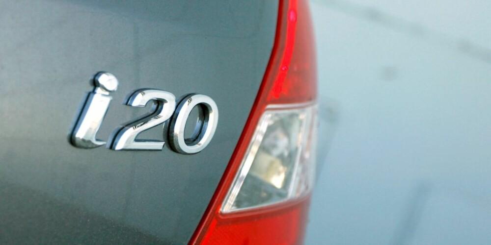 NY VÅR: Hyundai er på farten. i30 overrasket oss, og i20 følger i samme spor.