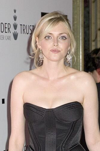 UTSTÅENDE: Modellen Sophie Dahl er et eksempel på noen med store utstående øyne.