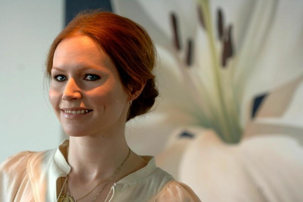 DYPTLIGGENDE: Nina Persson har såkalt dyptliggende øyne.