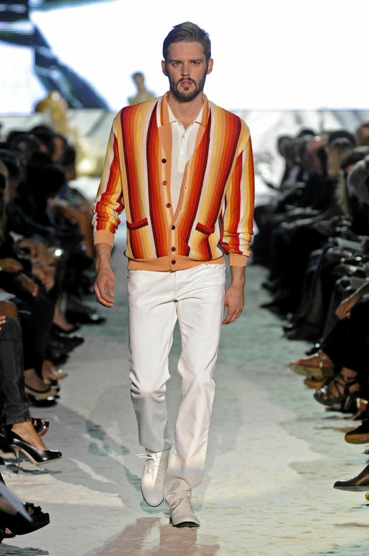 39483898 VÅRMOTEN: Slik vil Just Cavalli at menn skal kle seg denne våren og sommeren