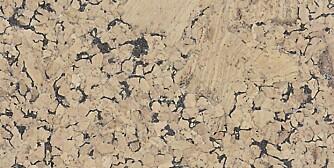 KORK: Wicanders kork, kr 574 pr. kvadratmeter, Mesterfarge Torshov.