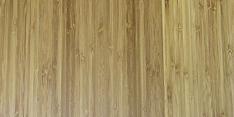 BAMBUS: Vertikal karbonisert, kr 445 pr. kvadratmeter for klikkparkett og kr 375 pr. kvadratmeter for heltre, bambusparkett.no.