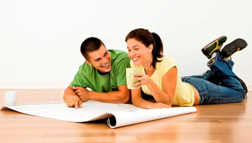 MANGE VALG: I dag finnes det en rekke ulike gulv å velge mellom når du skal pusse opp.