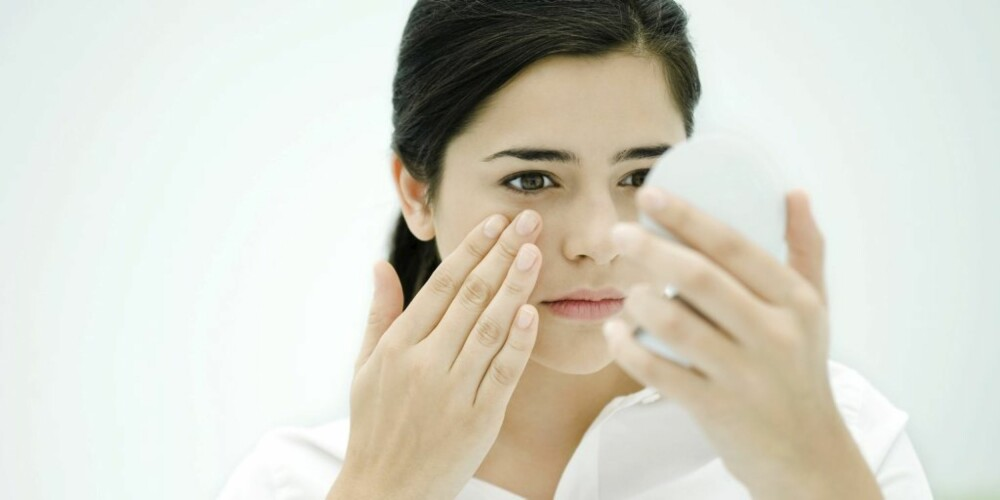 UREN HUD: Om du har uren hud eller ikke kan komme an på hvilke produkter du bruker.