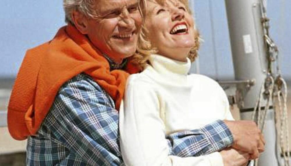 Det er viktig å være sammen om å løse problemene i sexlivet, understreker lege Ken Purvis.