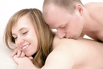 EROGEN SONE: At mannens seksualitet blir mindre målorientert og mer lik kvinnens, kan utnyttes til beste for begge parter.