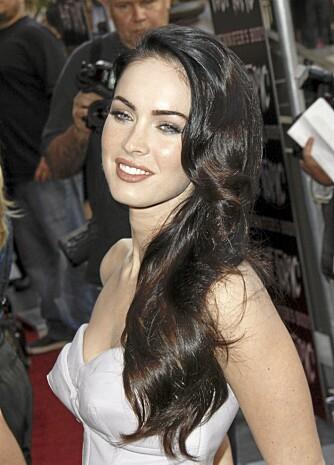 Glansfulle Megan Fox.