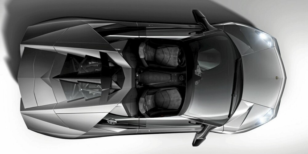 FJERDEPLASS: Lamborghini Reventón Roadster