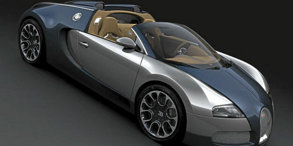ANDREPLASS: Bugatti Veyron 16.4 Grand Sport