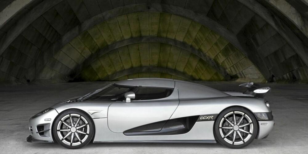 VERDENS DYRESTE: Ingen produksjonsmodell er dyrere enn Trevita fra Koenigsegg
