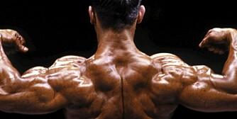 UREALISTISK: Mange unge gutter har urealistiske kroppsidealer og tror de kan bygge større muskler fortere enn det som er fysisk mulig.
