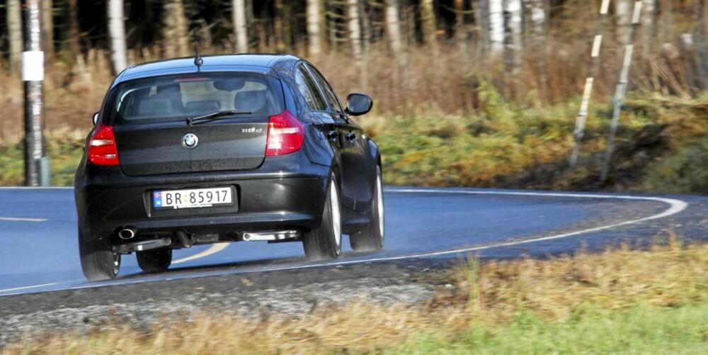 STYR UNNA: Det er sjelden vi sier dette om en BMW, men denne bør du styre unna.