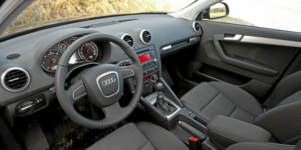 Audi A3 1,6 TDI 2009