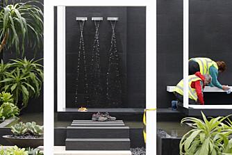 "SPA-HAGE: ""The Canary Islands Spa Garden"" fra fjorårets show."