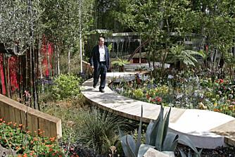 """SHOWHAGE: """"The Lloyds TSB Garden"""" var en av deltakerne i konkurransen i 2009."""
