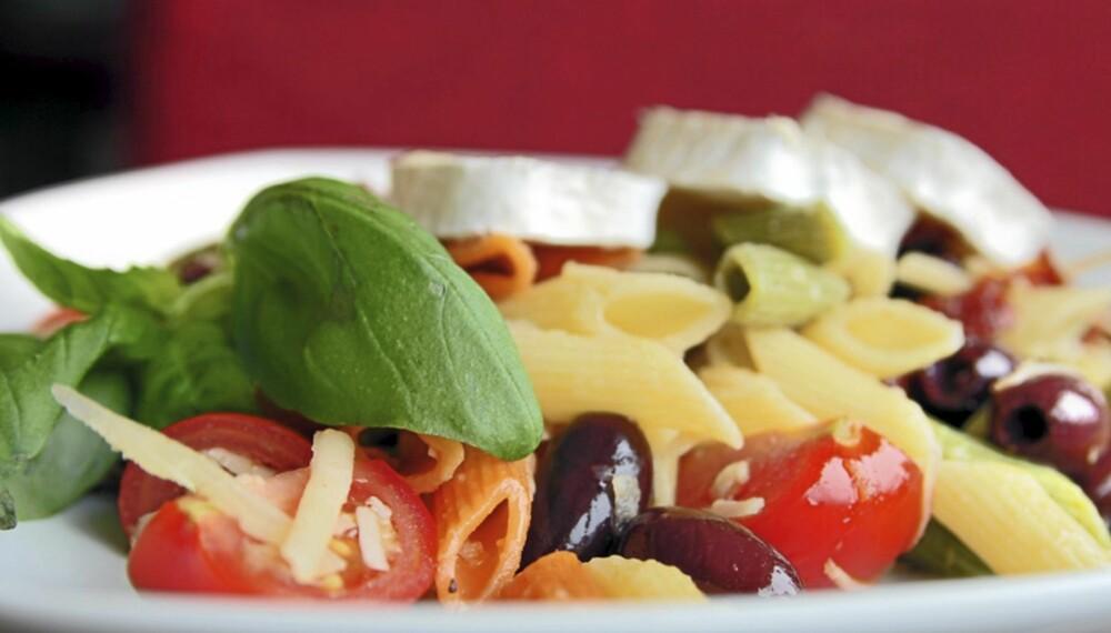 OPPSKRIFT PÅ PASTASALAT: Det er alltid kjekt med en god oppskrift på pastasalat for hånden.