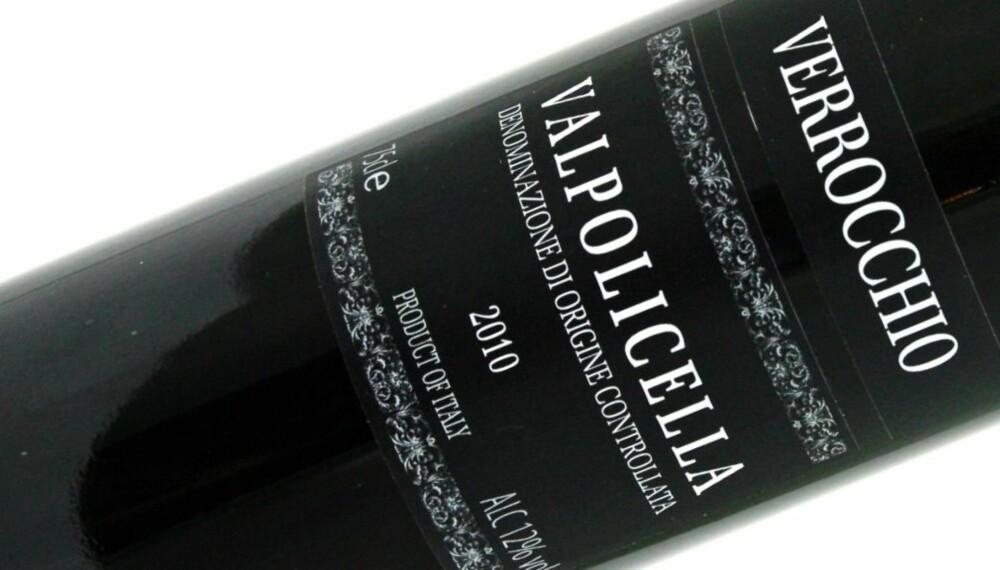 SAFTIG: Lett, frisk, fruktig og saftig er stikkord for denne vinen.