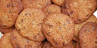 UIOMOTSTÅELIGE: Lær å lage cookies som er sprø utenpå og delikat møre i midten.