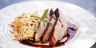 SVINENAKKE: Noe av det beste kjøttet å legge på grillen