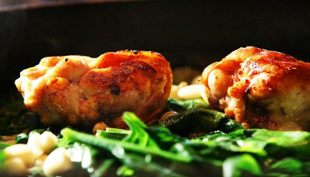 MIDDAGSTIPS: Her kommer et fint, lite middagstips til hverdagsmat som alle kan lage.