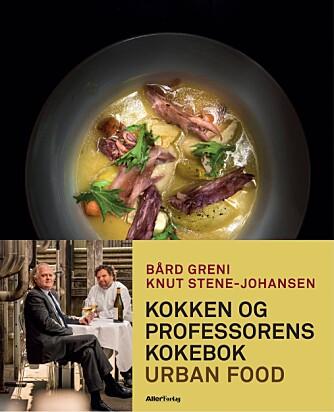 URBAN FOOD: Dette er den nye kokeboka til Bård Greni og Knut Steene-Johansen