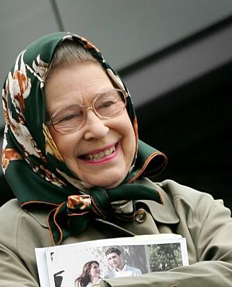 BLID DRONNING: Klarer du ti av ti rette på quizen om dronning Elizabeth?