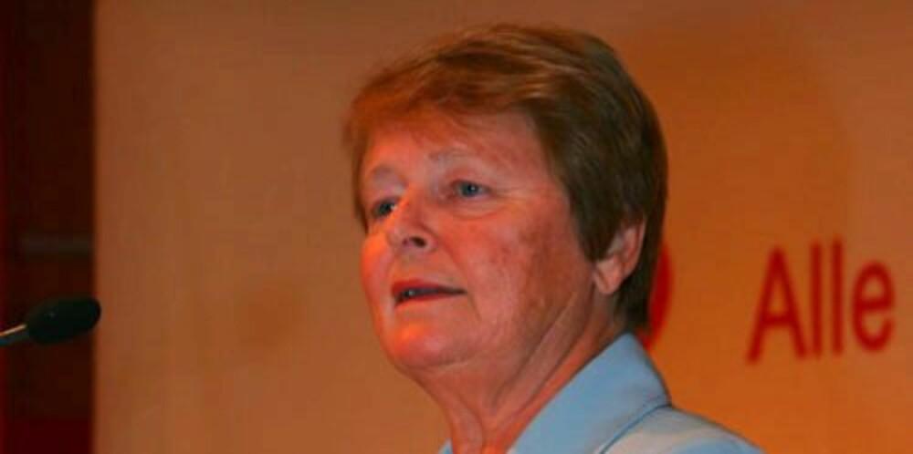 ÅRSTALL: Når ble denne dama første gang statsråd - og andre spørsmål om årstall.