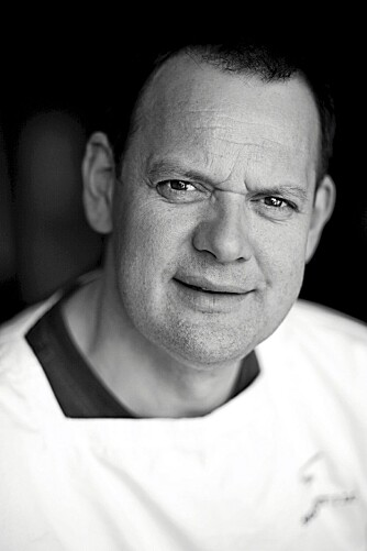 BAKEKONGEN: Morten Schakenda.