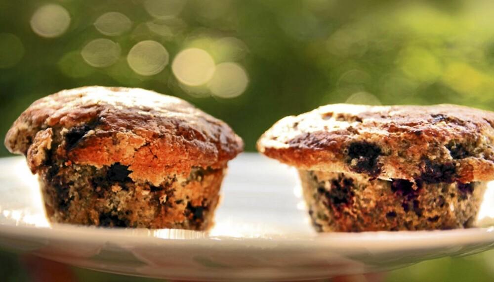 OPPSKRIFT PÅ MUFFINS: Muffins blir ekstra godt med noen gode tips og tricks...