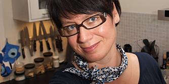 JORDBÆR: Gjesteblogger Trine Sandberg nyter jordbær om sommeren - og deler tre herlige oppskrifter her.