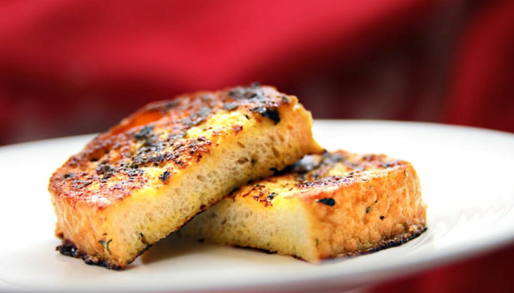 TOAST: En fransk toast er like genial som den er enkel.