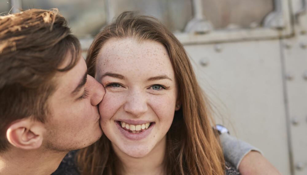 FLØRT: Hva er hemmeligheten for å få en ført til å utvikle seg til et fast forhold. Foto: Getty Images.
