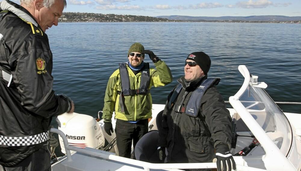 ENDELIG: Båtførerprøven er nå tilgjengelig på iPhone - helt gratis!