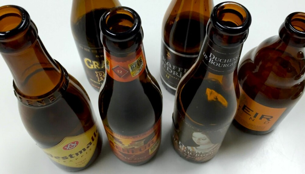BELGISKE: Det er fokus på belgiske øl i januarslippet.