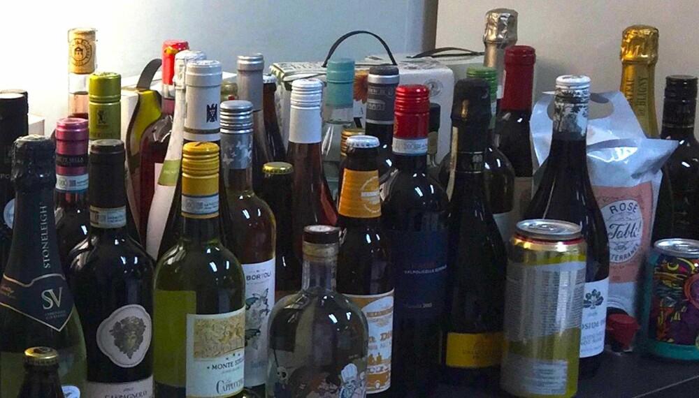 VARIERT: Ølene som ble lansert nå i mai er i mange forskjellige stilarter.