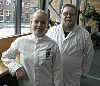 TESTPANELET: Siv Elise Friestad og Tore W. Teigen.