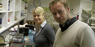 Testpanel: Marianne Antonsen og Christopher Sjuve