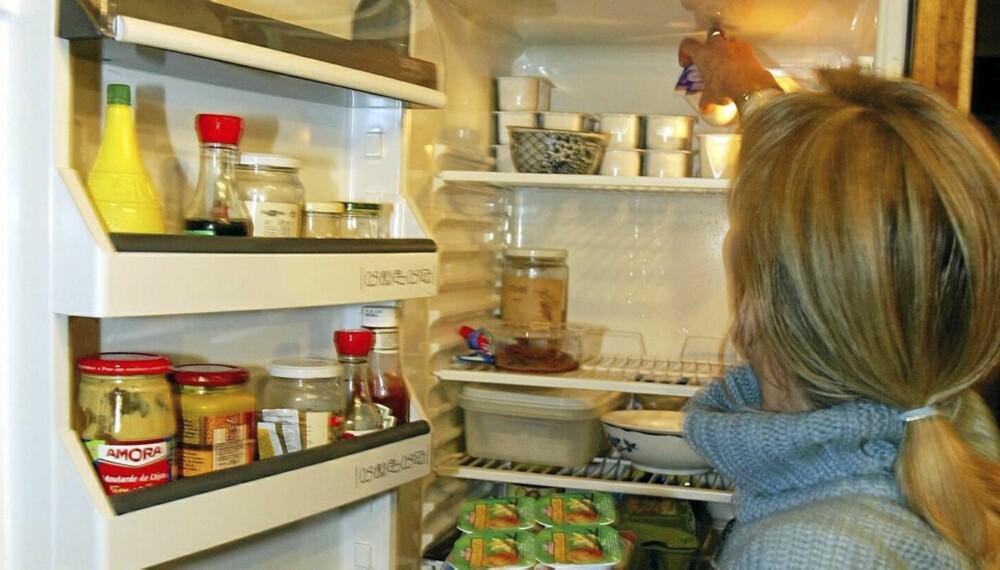 BORT MED FETTET: Vi får stadig bedre dokumentasjon på hvor viktig fettkvalitet er i maten. Som forbrukere har vi dermed all grunn å ta et kritisk blikk på det vi har i kjøleskapet.