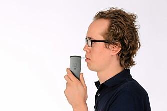 IKKE BLÅS I DET: Å bli tatt med promille kan koste deg dyrt. Foto: Egil Nordlien HM Foto