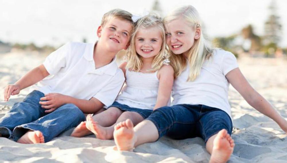 DETTE BETYR NAVNET DITT: Har barnet ditt et sosse-navn? Eller et navn som passer perfekt i utlandet?
