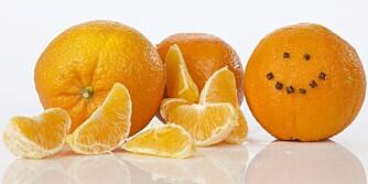 C-VITAMINER: Menneskekroppen kan ikke produsere vitamin C selv, og derfor må du få i deg C-vitamin gjennom frukt og grønt. Av og til trenger du også et tilskudd.