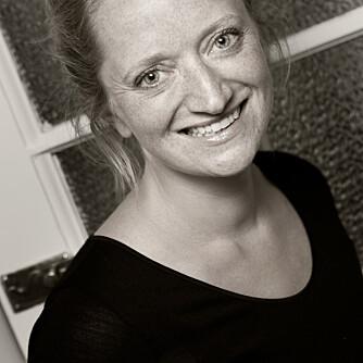 CAND. FISK: Klinisk ernæringsfysiolog Helen Engelstad Kvalem har doktorgrad på miljøgifter i fisk.