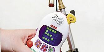 TEST: Multiconsult måler lydtrykknivået på batteridrevne leker for barn fra 0-3 år.