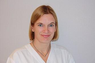 GYNEKOLOG: Kristine Kleivdal ved Aleris medisinske senter.