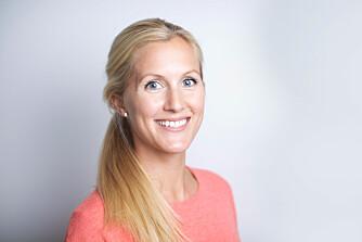 ERNÆRINGSFYSIOLOG: Anette Skarpaas