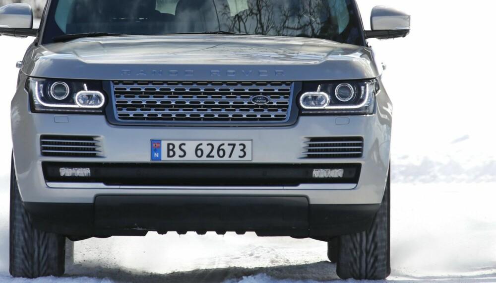 Range Rover TDV6 2013