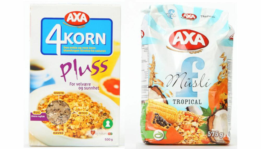 MÜSLI: DinKost har sammenlignet næringsverdiene i 20 typer müsli.
