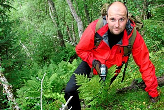 SLITER I TJUKK SKOG: De fleste GPS-er har problemer med signalmottaket i tett skog.